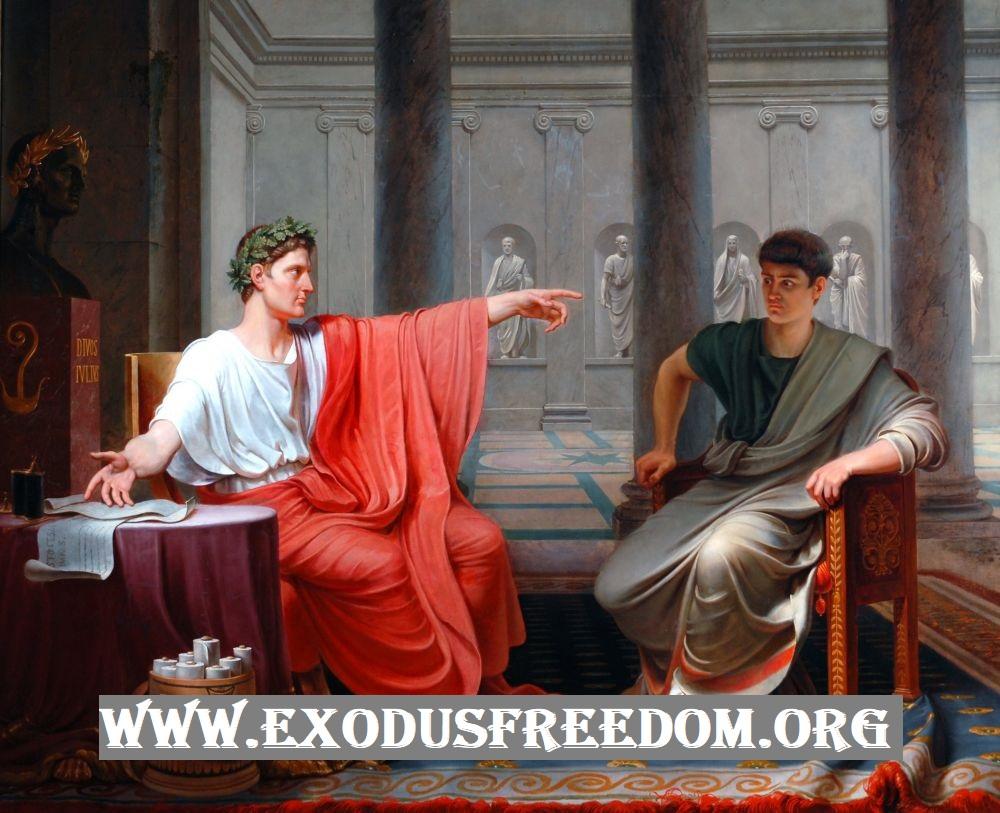 Runtuhnya Kekaisaran Romawi Dan Banyaknya Pembagian Kekuasaan