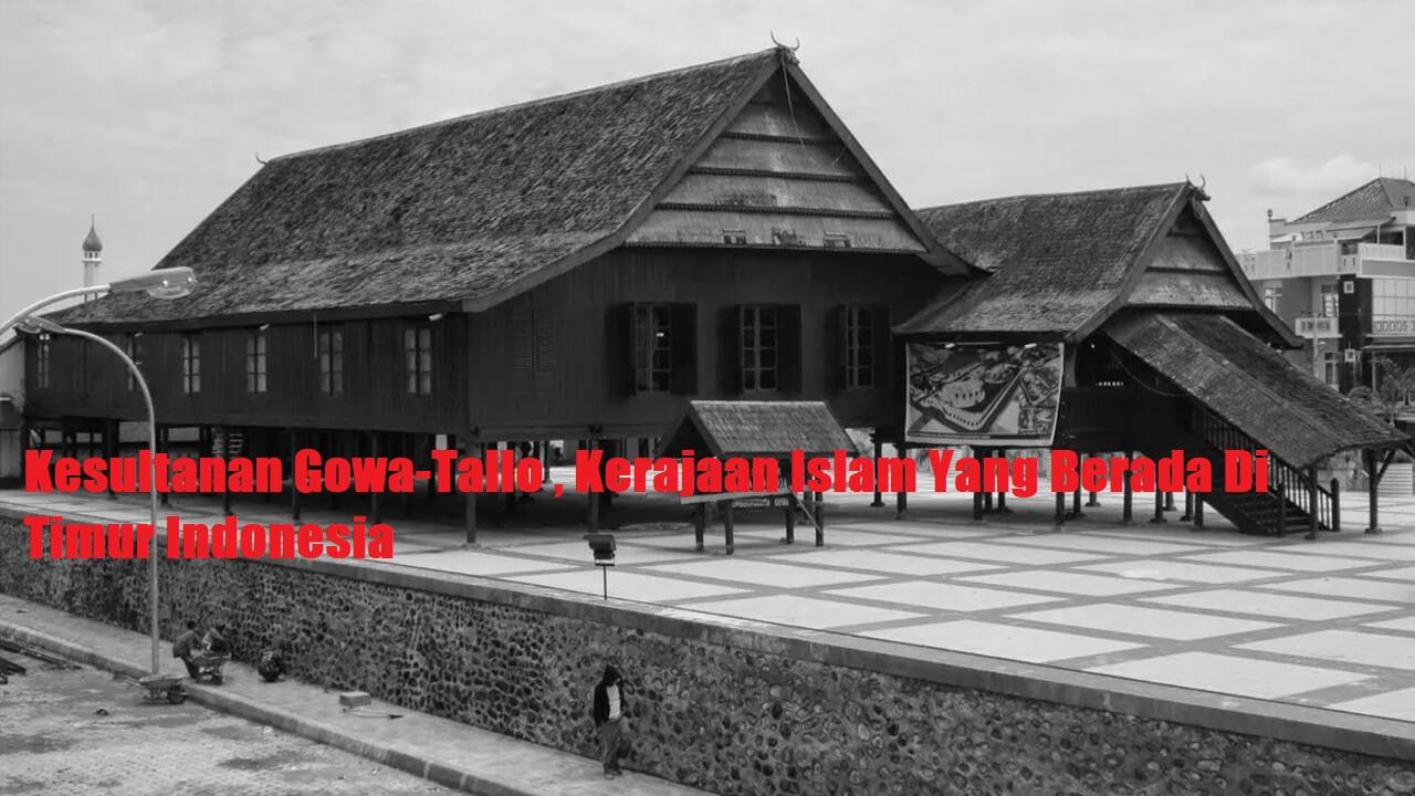 Kesultanan Gowa-Tallo
